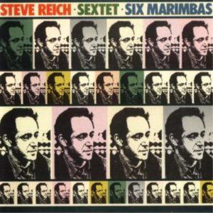 Album Cover: Steve Reich—Sextet (1986)